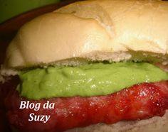 Blog da Suzy : Maionese Temperada