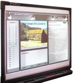 SmartBoard Sites
