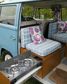 early bay poptop campervan