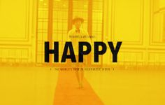 "Pharrell Releases ""Happy"" – The World's First 24-Hour Music Video 