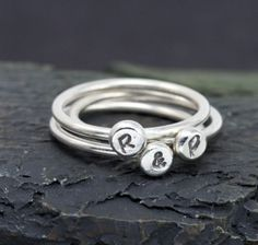 Hey, I found this really awesome Etsy listing at http://www.etsy.com/listing/121544922/personalized-stacking-ring-sterling