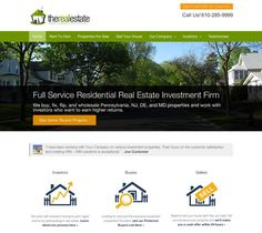 InvestorCarrot Real Estate Investor Websites templates & inbound marketing software help grow your investing leads. See how Carrot members generate 10,000+ leads per month...