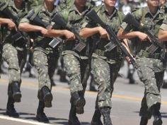 Projeto de lei aprovado na câmara regula autorização à forças armadas estrangeiras para transitarem no Brasil