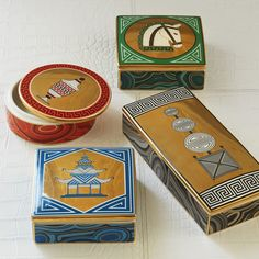 Gifts by Price - Luxembourg Pagoda Decorative Box