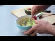 How to Make Quinoa & Avocado for Your Baby (Baby-Led Weaning) - YouTube