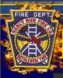 Nancy Run Fire Company - Fire Patch