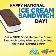 Good Humor Ice Cream, Cravings, Sandwiches, Free, Paninis