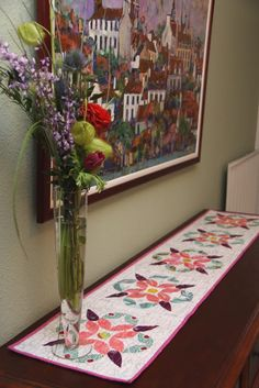 Table Runners On Pinterest Table Runners Quilted Table