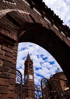 St Joseph's Cathedral In Asmara, Eritrea by Eric Lafforgue