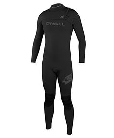 ONeill Wetsuits Mens 43 mm Hyperfreak Zipperless Comp Full Suit Black Large *** Read more  at the image link. This is an Amazon Affiliate links.
