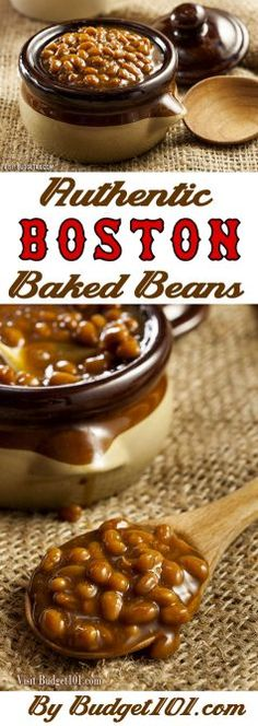Crockpot Boston Baked Beans Recipe- The quickie No-Soak Method for Busy families