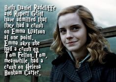 SparkLife A Roundup of Our Favorite Harry Potter Facts AKA the Greatest Thing Youll Read All Week Harry Potter Jokes, Harry Potter Pictures, Harry Potter Cast, Harry Potter Universal, Harry Potter Characters, Harry Potter World, Harry Potter Hogwarts, Dramione, Be My Hero