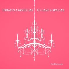 Around here, EVERY day is a good day for a spa day! #ambiance_spa #facials #waxing #massage #skincare #suncare #haircare #shopsmall #shoplocal #shop4thstreet #repost
