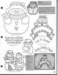 moldes de fieltro (pág. 43) | Aprender manualidades es facilisimo.com