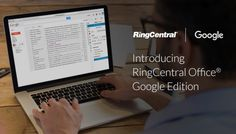 We're excited to announce our game-changing #partnership with #Google which will change the way #enterprises work! Learn more about the new RingCentral #Office Google Edition offering here // #Business #Technology #GoogleForWork #BusinessNews #TechNews #UCaaS #VoIP