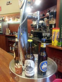 La Mataro Beer en Terrassa (Restaurante Tívoli)