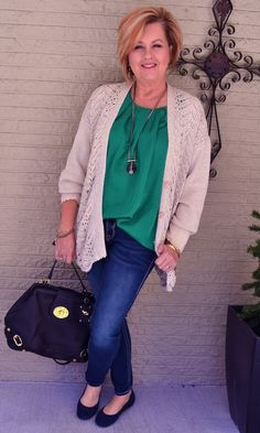 50 Is Not Old | St. Patrick | Fashion over 40 for the everyday woman