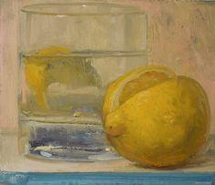 """Lemon and Water, 2/2/2016"" by Duane Keiser"