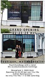 Un nouveau concept de magasin pour Els Jacob