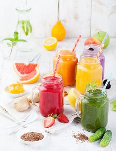18 Healthy Smoothie Recipes   Quick, Delicious & Nutritious