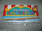 Luau Tiki Tropical Beach Pool Hawaiian Party Game Inflatable Limbo Stick