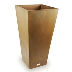 Shop Veradek Midland Tall Square Planter At ATG Stores. Browse Our Planters,  All With