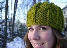 hannah's knit hat