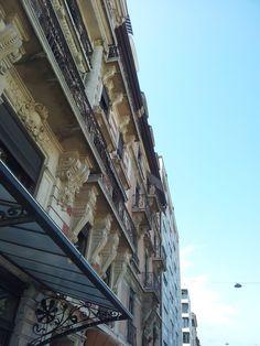 Architecture in Geneva