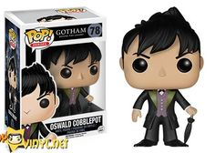 Gotham POP Vinyls Announced! http://popvinyl.net/news/gotham-pop-vinyls-announced/  #funko #gotham #popvinyl