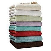 Sky Pintuck Quilts & Shams, use as a colorful layering piece to add texture or in place of a duvet as main bedding.