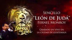 León de Judá  Fernel Monroy  Sencillo 2018 Music, Youtube, Movie Posters, Movies, Animals, Guatemala City, Simple, Printmaking, Cities
