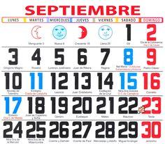 10 Ideas De Calendario Con Santoral Calendario Con Santoral Santoral Calendario