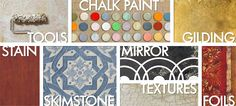 royal design studio | stenciling supplies, tools for furniture painting and faux finishing