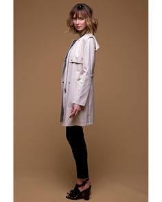 62 meilleures images du tableau Le Trench   Feminine fashion, Trench ... ee8c2ce0432