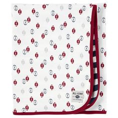 Baby Boys' Football All Star Interlock Blanket - Just One YouMade by Carter's, Parisian Wine Baby Boy Football, Boy Nursery Bedding Sets, Carters Just One You, Orange Bedding, Baby Equipment, Carters Baby Boys, Baby Boy Blankets, Baby Boy Outfits, Baby Quilts