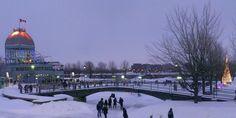 Patins à glace, Montréal - © MariamS