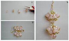 How to make glass jewelry main steps