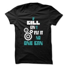 (New Tshirt Great) GILL Mechanic 999 Cool Name Shirt at Tshirt Best Selling Hoodies, Tee Shirts