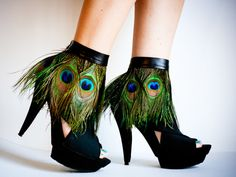 Peacock Shoes! -