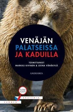 Venäjän palatseissa ja kaduilla (toim. Markku Kivinen & Leena Vähäkylä) tarjoaa perusteellisen ja monipuolisen läpileikkauksen nyky-Venäjän kulisseihin ja niiden taakse. Teoksessa tarkastellaan Venäjän taloutta, politiikkaa, hyvinvointia, kulttuuria ja ulkopolitiikkaa viimeisimmän tutkimustiedon valossa.