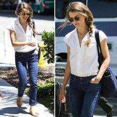 Keri Russell Defines Classic Style in the Simplest of Outfits