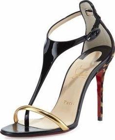 Alessandra Ambrosio wearing Christian Louboutin Athena Sandals.