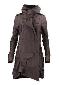 Women's coat, but damn! I'd still wear it.