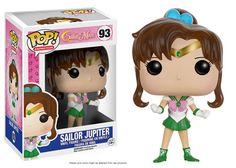 Sailor Moon POP! Vinyl Figure - Sailor Jupiter @Archonia_US