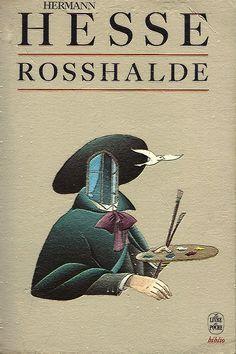 Hermann Hesse. Rosshalde