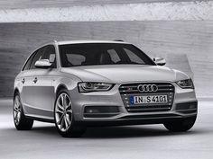 Audi S4 Avant (2012).