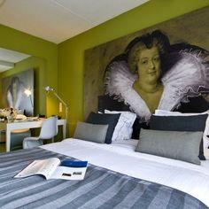 TRYP by Wyndham Antwerpen Hotel DZ Hotelzimmer | © TRYP by Wyndham Antwerp
