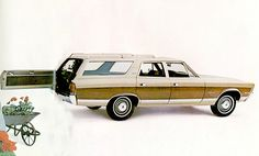 1970 American Motors Ambassador SST Station Wagon