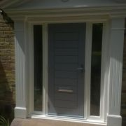 Discover the benefits of a Timber Core Composite DoorOur range boasts the widest range online, Front Doors, Garage Doors, Composite Door, Entrance, Windows, Outdoor Decor, Pictures, Painting, Home Decor