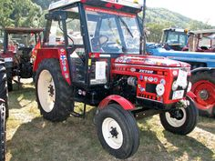 Zetor 5011 01m Classic Tractor, Vehicles, Vintage, Tractors, Youth, Childhood, Memories, Antique Cars, Car
